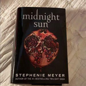 Twilight Series Book Midnight Sun